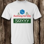 Savvy Financial Planning t-shirt