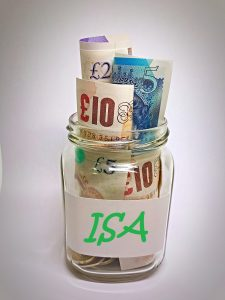 Inherited money from ISAs