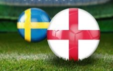 England vs Sweden World cup