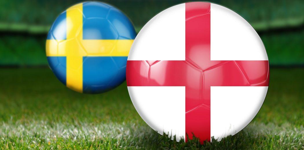 England vs Sweden World cup